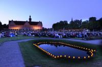 Weikersheim, Schlosspark, Foto: W. Baars