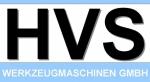 Logo HVS Werkzeugmaschinen GmbH