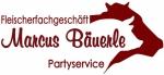 Logo Metzgerei Marcus Bäuerle