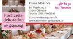 Logo Diana Mößner Hochzeitsservice