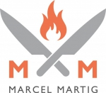 Logo Grill & Partyservice Marcel Martig