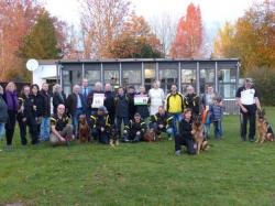 Zertifizierte Hundeschule