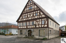 Gasthaus Sonne Michelbach Bilz