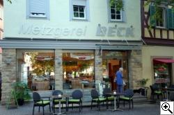 Metzgerei Beck Haalplatz SHA