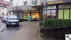 Bäckereifiliale mit Cafe  LBV Schrozberg