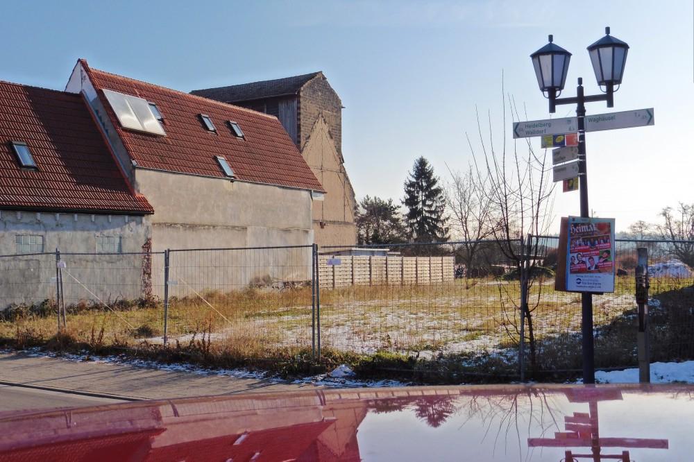Für das Grundstück in der Hauptstraße 123 ist der Neubau von sechs Wohneinheiten geplant