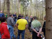 Gemeinderat führt Waldbegang durch!